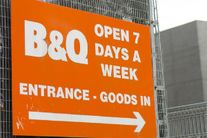 B&Q - advice from the retail hardware giant