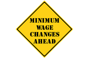 What do the minimum wage changes mean for merchants?