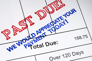 Late payments a thing of the past?