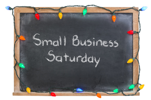 Small business Saturday for epos software customers